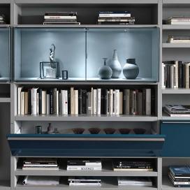 Bespoke Bookcases Dorset