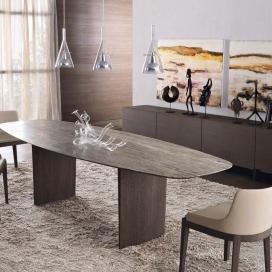 MisuraEmme Ala Marble Table