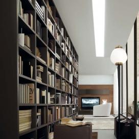 Jesse Open Bookcase