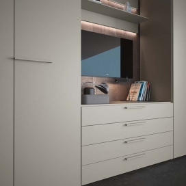 Hinged Wardrobes by Jesse