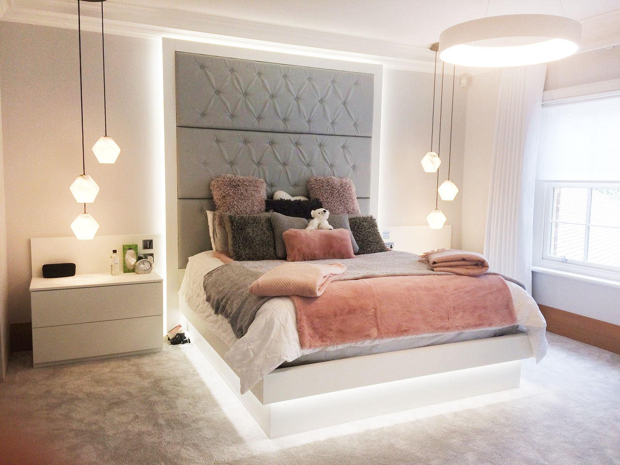Beds And Headboards Lamco Design