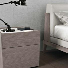 MisuraEmme Cube Bedside Cabinet