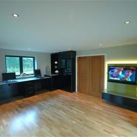 Bespoke Home Office Design