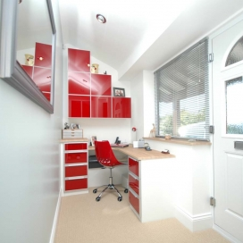 Bespoke Home Office Space