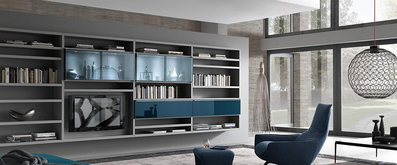 TV Units & TV Wall Units - Bespoke Lounge Furniture