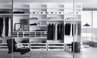 Homify Walk In Wardrobes
