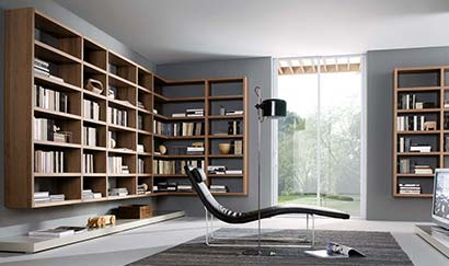 Bookcase on Homify