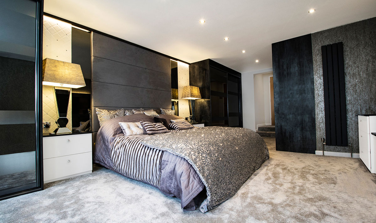 Luxury Bedroom Furniture Dorset | A Project by Lamco Design